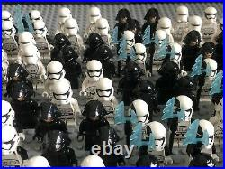 LEGO Star Wars First Order Army Lot of 119 Minifigures! All Genuine LEGO & New