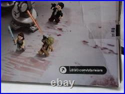LEGO Star Wars First Order Heavy Assault Walker 2017 (75189) Worn Box