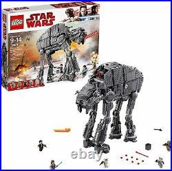 LEGO Star Wars First Order Heavy Assault Walker 75189 BRAND NEW SEALED BAGS