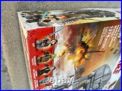 LEGO Star Wars First Order Heavy Assault Walker Set 75189 NEW SEALED