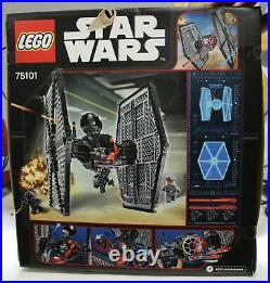 LEGO Star Wars First Order Special Forces TIE Fighter 75101 Star Wars Toy