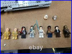 LEGO Star Wars First Order Star Destroyer 75190 Minifigures Lot