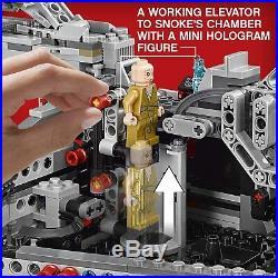 LEGO Star Wars First Order Star Destroyer 75190 NEW SEALED BNIB