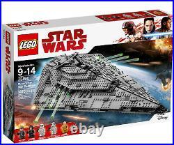 LEGO Star Wars First Order Star Destroyer (75190) (NISB)