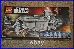 LEGO Star Wars First Order Transporter (75103) 792pcs Sealed Box with Damage