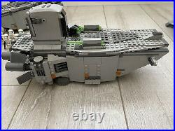 LEGO Star Wars First Order Transporter (75103) LOT OF 2 FIRST ORDER ARMY