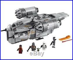 LEGO Star Wars The Mandalorian The Razor Crest 75292 PRE ORDER GUARANTEED