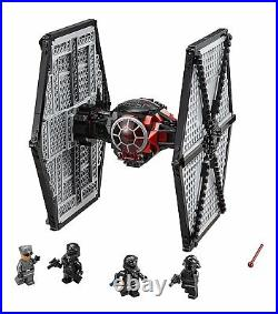 Lego Star Clone Wars 75101 FIRST ORDER SPECIAL FORCES TIE FIGHTER Pilot NEW NISB