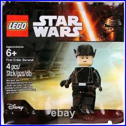 Lego Star Wars 5004406 Minifigure First Order General Lot of 25