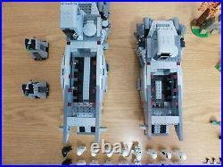 Lego Star Wars First Order Army Lot! & Custom Troop Transporter MOC L@@K