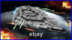 Lego Star Wars First Order Star Destroyer (75190) Nisb The Last Jedi Epi. VIII