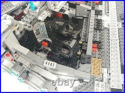Lego Star Wars First Order Star Destroyer 75190 with manual, all minifigures