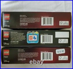 Lego Star Wars First Order Transporter 75103 75131 75132 75166 LOT New & Retired