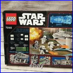 Lego Star Wars First Order Transporter (75103) New in Box