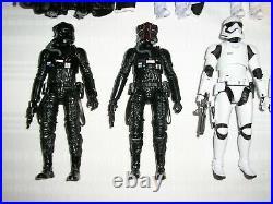Lot of 10 Star Wars 6 Black Series Figures FIRST ORDER STORMTROOPER+ LOOSE LOT2