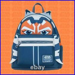 Loungefly x Star Wars Ahsoka Tano Cosplay Mini Backpack PRE-ORDER
