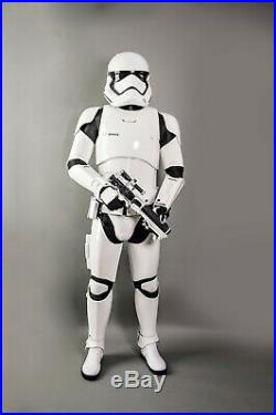 Lucasfilm Anovos Star Wars Tfa First Order Stormtrooper Suit