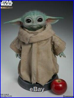 Mandalorian The Child Baby Yoda Sideshow PRE ORDER expected Nov 2020