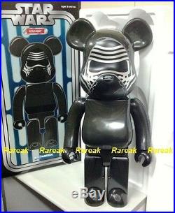 Medicom Be@rbrick Star Wars Kylo Ren Force Awaken 1000% First Order Bearbrick