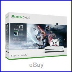 Microsoft Xbox One S 1TB Star Wars Jedi Fallen Order Bundle