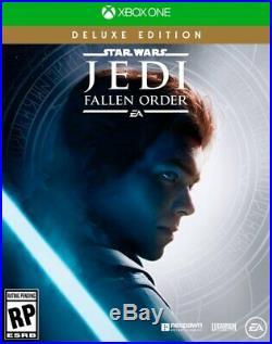 Microsoft Xbox One S 1TB Star Wars Jedi Fallen Order Deluxe Edition Console