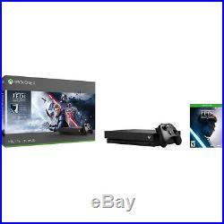 Microsoft Xbox One X Star Wars Jedi Fallen Order Bundle (1 TB)
