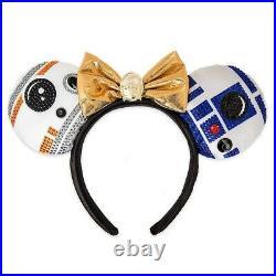 Minnie Droid Headband by Ashley Eckstein Limited Ears Disney CONFIRMED ORDER