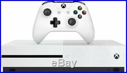 NEW Microsoft Xbox One S 4K HDR 1TB Star Wars Jedi Fallen Order Console Bundle