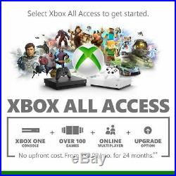 NEW Xbox One X 1TB Console Star Wars Jedi Fallen Order Deluxe Edition Bundle