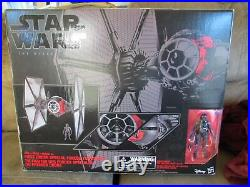 NIB Star Wars The Black Series First Order Special Forces TIE Fighter- Massive
