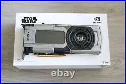 NVIDIA TITAN Xp Star Wars Collector's Edition Jedi Order Mint with Box 12GB