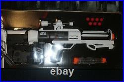 Nerf Rival Precision Battling Star Wars First Order Stormtrooper Blaster New