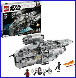 New Lego Star Wars Mandolorian The Razor Crest (75292) Pre-Order Ships Sep 3