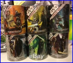 New Star Wars ORDER 66 COMPLETE SET OF 6 2-PACKS Target Exclusive Series 1
