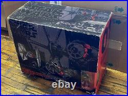 New Star Wars The Black Series First Order Special Forces TIE Fighter 26 x 12