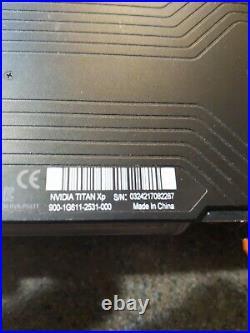 Nvidia Geforce Titan Xp Star Wars Edition Jedi Order 12GB GPU
