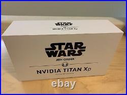 Nvidia Titan Xp Star Wars Collectors Edition Jedi Order 12GB GPU