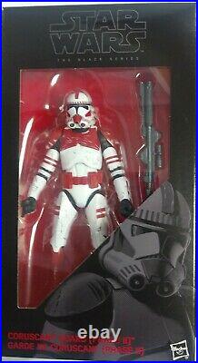 ORDER 66 CLONE TROOPERS 4-PACK 6 Black Series Star Wars 501st Shock 212th 442nd