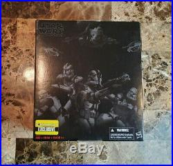 Order 66 4 Pack 6 The Black Series STAR WARS Entertainment Earth MIB Troopers