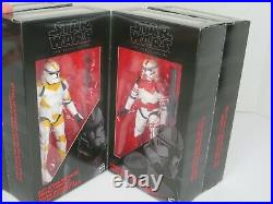 Order 66 Clone Troopers STAR WARS The Black Series MIB 6 Entertainment Earth