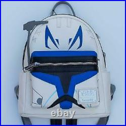 Order Confirmed Exclusive Loungefly Star Wars Captain Rex Mini Backpack