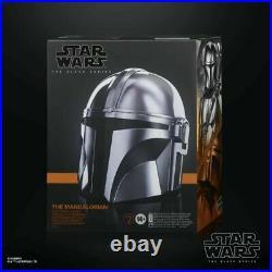 PRE-ORDER Star Wars The Black Series The Mandalorian Premier Helmet (JUNE 21)