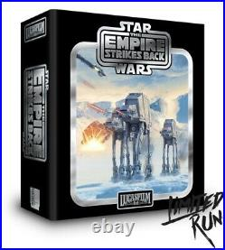 PRE-ORDER Star Wars The Empire Strikes Back NES Limited Run Games LRG