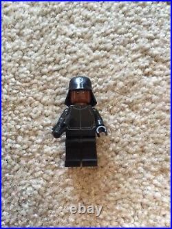 Pre Built lego star wars first order transporter 75103
