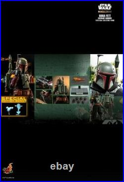 (Pre Order) Hot Toys Boba Fett (Repaint Armor) (Star Wars The Mandalorian)