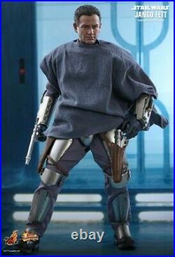 (Pre Order) Hottoys Jango Fett (Star Wars Episode II Attack Of The Clones)