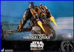 Pre order 1/6 Heavy Infantry Mandalorian Hot Toys Disney Star Wars