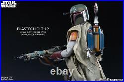Pre order 1/6 Sideshow Boba Fett Mythos Star Wars 12