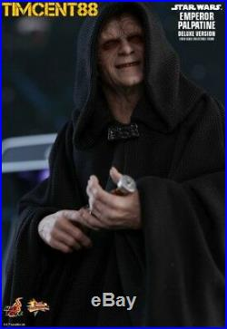 Pre-order! Hot Toys MMS468 Star Wars VI Return of Jedi Emperor Palpatine Deluxe