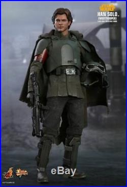 Pre-order! Hot Toys MMS493 Solo A Star Wars Story 1/6 Han Solo Mudtrooper New